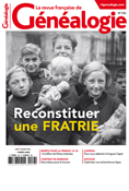 N°236 - Reconstituer une fratrie