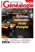 N°246 - Archives nationales : mode d'emploi